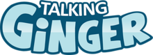 Talking-ginger logo
