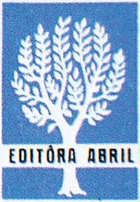 Editora Abril logo 1950