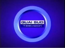 Quai Sud Television Logo 3