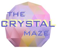 File:The Crystal Maze Series 1 and 2 Logo Worded.png