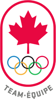 Canada Olympic team logo (introduced 2011)