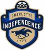 Charlotte Independence logo (introduced 2015)