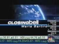 Cnbc closingbell 2003