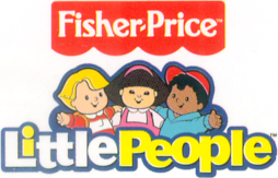 Fisher-Price Little People 2007 logo