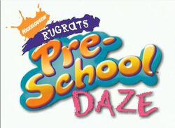 Rugrats Pre-School Daze