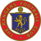Rangers FC logo (corporate, 1959-1968)