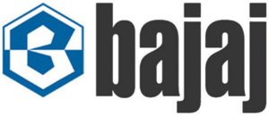 Bajaj old logo