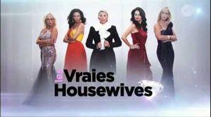 Les vraies housewives logo