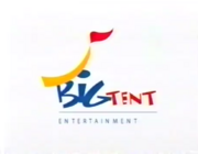 Big Tent Entertainment logo 2003-2007