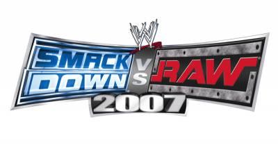 Smack v raw 07 logo