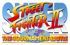 Super Street Fighter II The Tournament Battle Logo