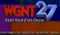 WGNT 1989-1995