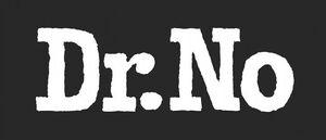 Dr. No Logo