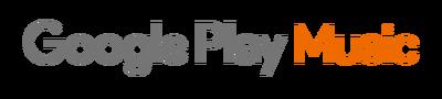 Google Play Music Logo