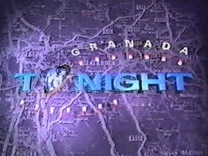 Granada tonight 1997 a