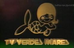 TV Verdes Mares Anos 86