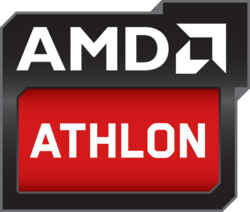 AMD Athlon logotipo