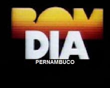 Bom Dia Pernambuco 1989