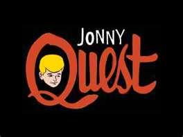 Jonny quest logo