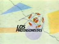 Los Protagonistas 1990