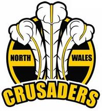 North Wales Crusaders logo