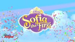 Sofia the First Intertitle
