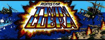 Twin cobra logo