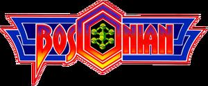 Bosconian logo by ringostarr39-d5c97np