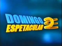 Domingo Espetacular 2006 vinheta