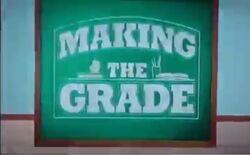 Making the Grade alt