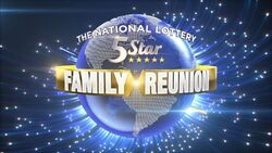 The National Lottery 5 Star Family Reunion