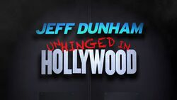Jeff Dunham Unhiged In Hollywood