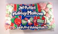 Jet Puffed Holiday Mallows