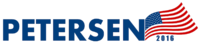 Austin Petersen campaign logo (2016)