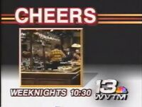 WVTM-TV Channel 13 Come Home to the Best 1988
