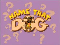 Name That Dog alt