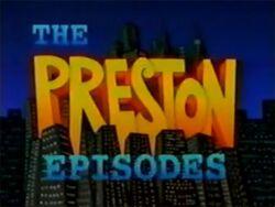Preston episodes-show