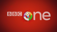 BBC One Inflatable Ring sting