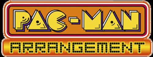 Pac man arrangement psp logo by ringostarr39-d7objjd