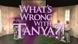 What's Wrong with Tanya