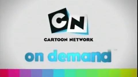 Cartoon Network On Demand - Idents (2009-2010)