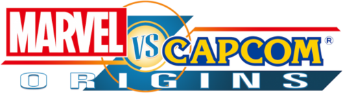 Marvel vs Capcom Origins Logo Transparent-600x163