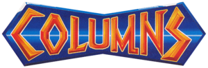 Columns arcade logo by ringostarr39-d6eoisl