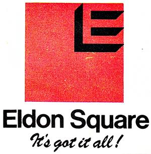 Eldon Square logo 1978