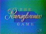 The Pennsylvania Game Logo