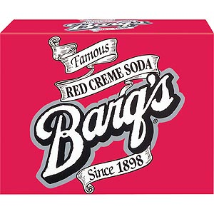 Barqs Red Cream Soda