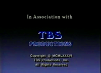 TBS Productions (1986 - Version 1)