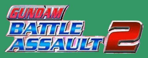 Gundam Battle Assault 2 Logo