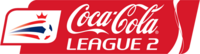Coca-Cola League 2 logo (linear)