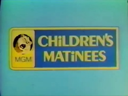 MGM Children's Matinees logo